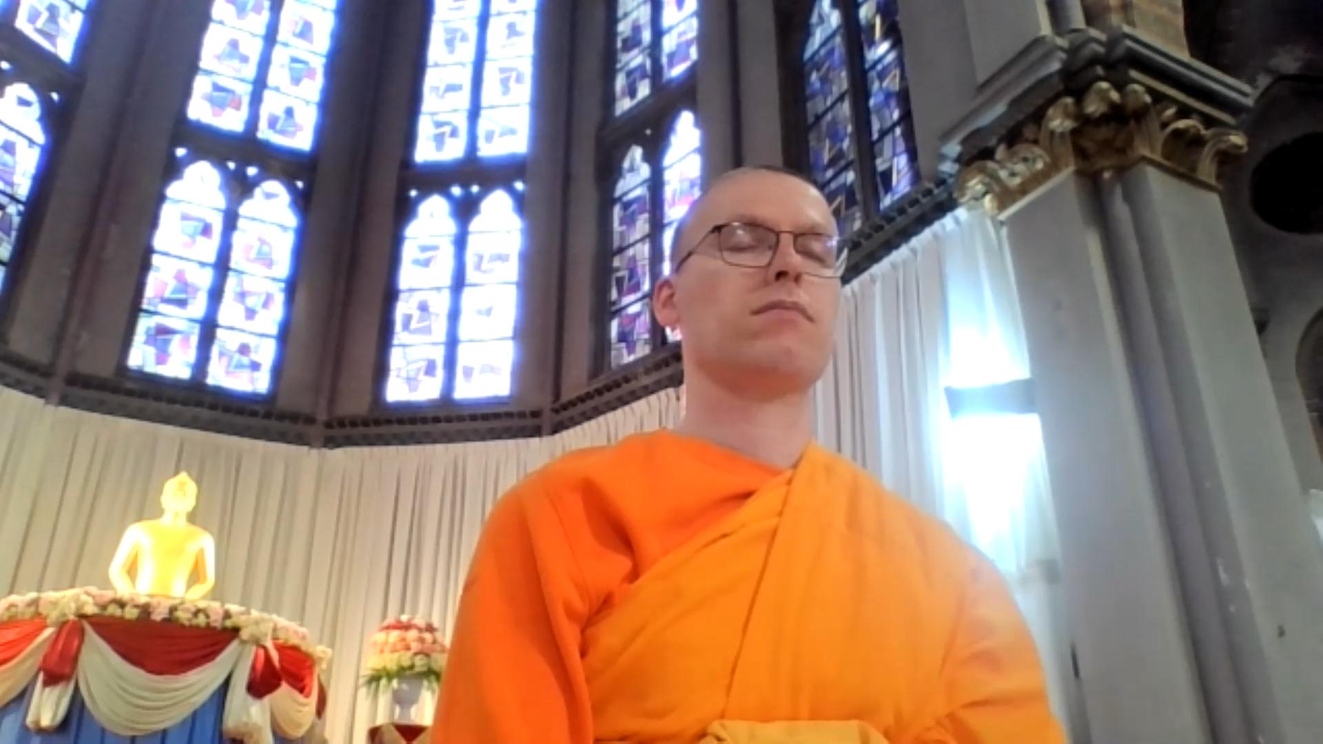 Online meditaties